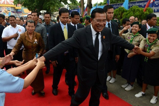 Cambodian Dictatorship?