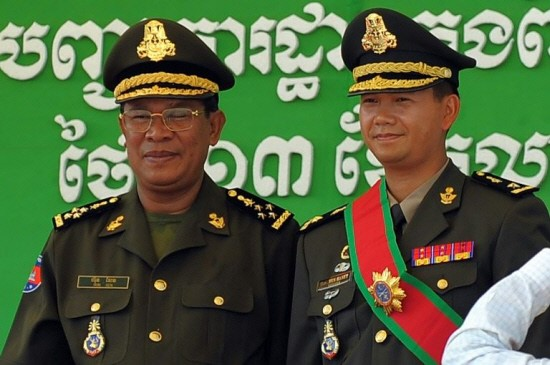 Cambodia's Dirty Dozen
