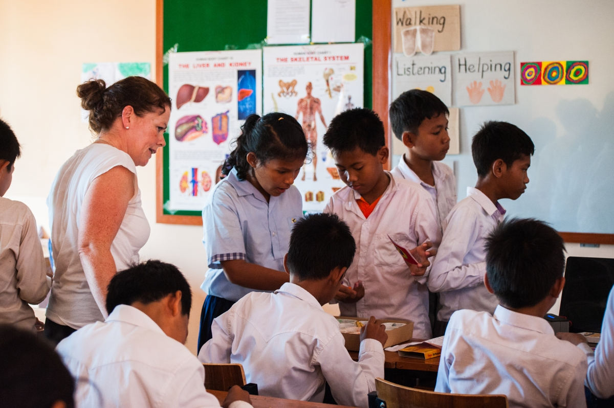 Educational Transformation in Cambodia?