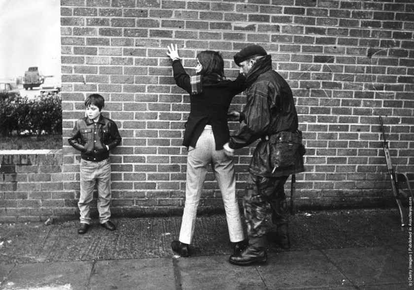 Northern Ireland The Troubles, 1970s (13)