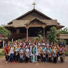 siem reap church