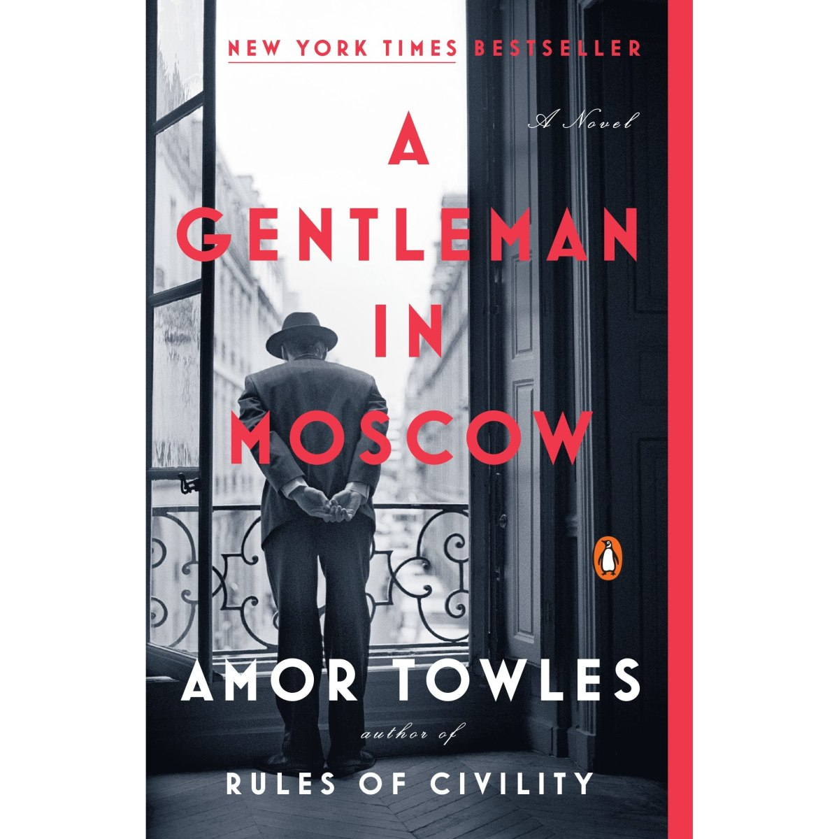 A Gentleman inMoscow