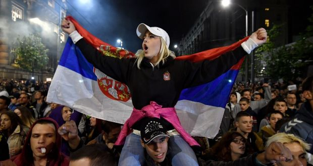 3. young serb