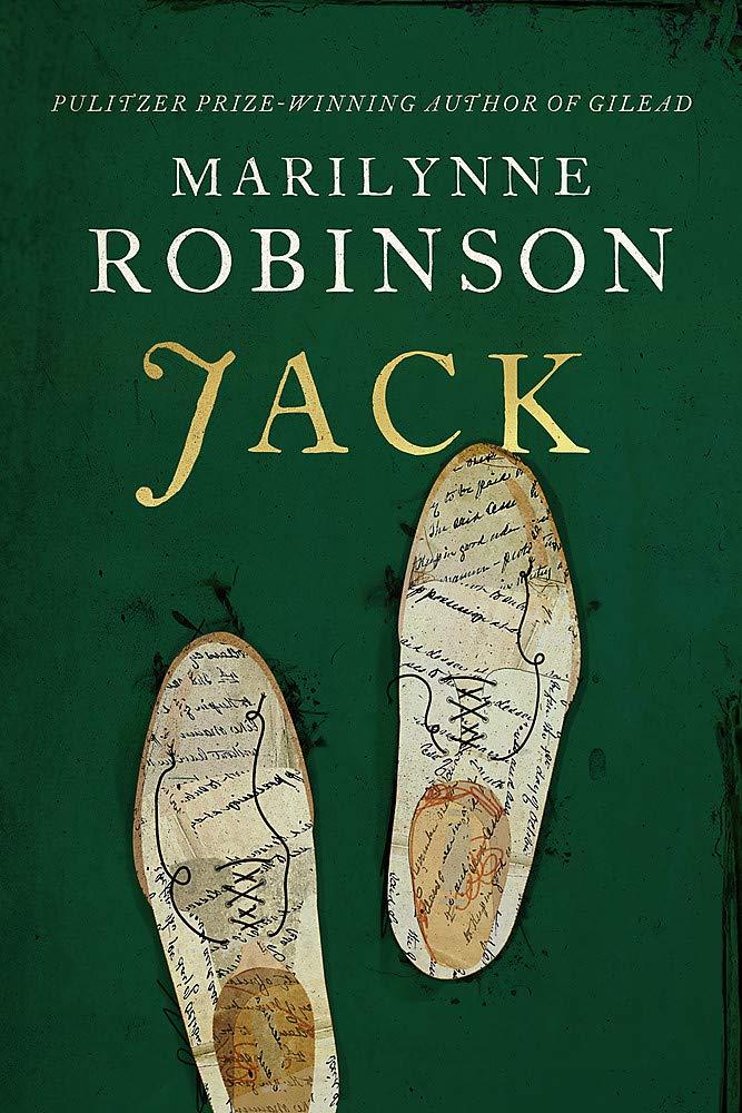 Jack by MarilynneRobinson